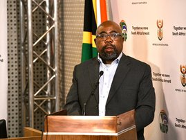Thulas Nxesi on business regulations under level 4