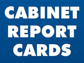 Cabinet Report Card