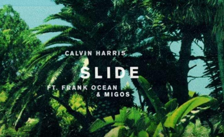 Calvin Harris slide song