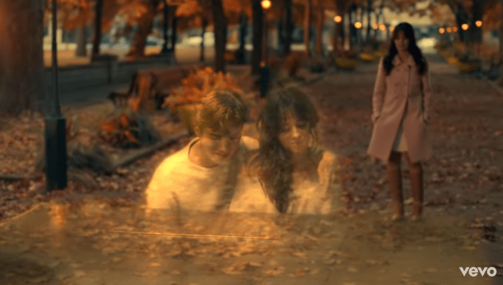 Camila Cabello 'Consequences' video