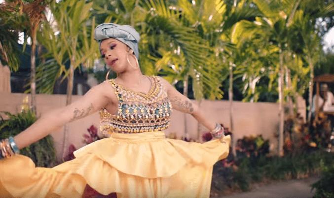 Cardi B 'I Like It'' video