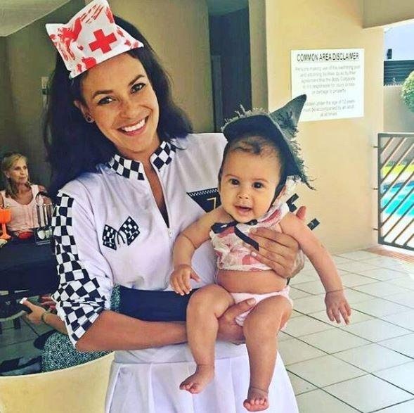 Carmel FIsher and Gianna Vida