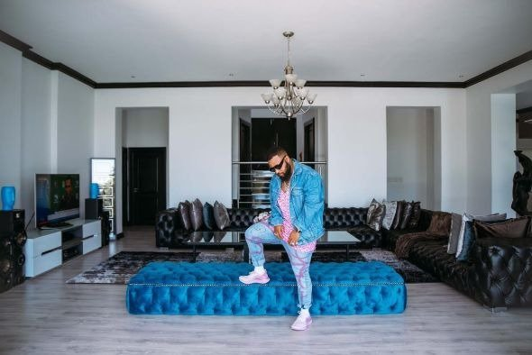 Cassper Nyovest mansion