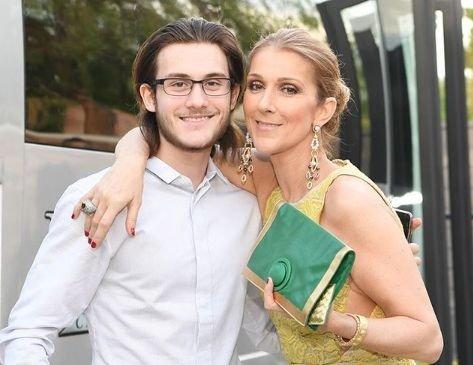 Celine Dion son Rene-Charles Angélil