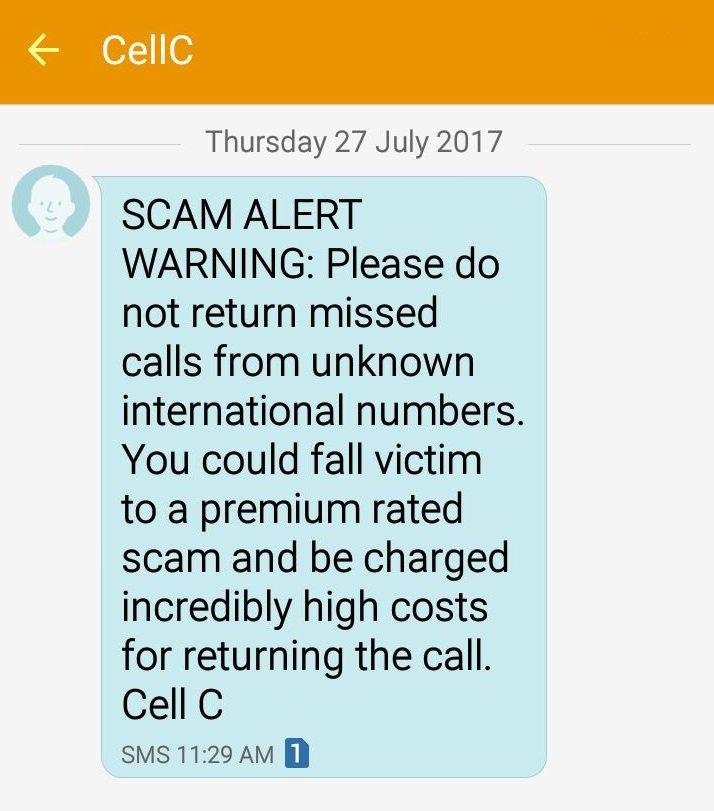 Beware: One ring scam call can cost you