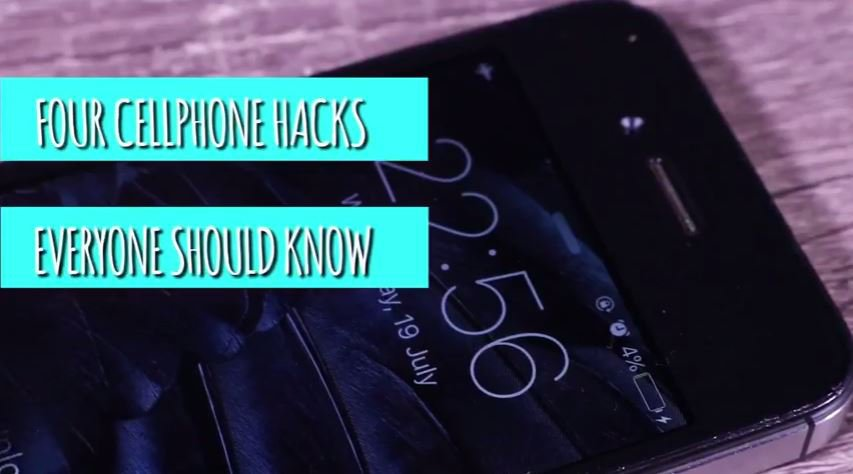 Cellphone Hacks