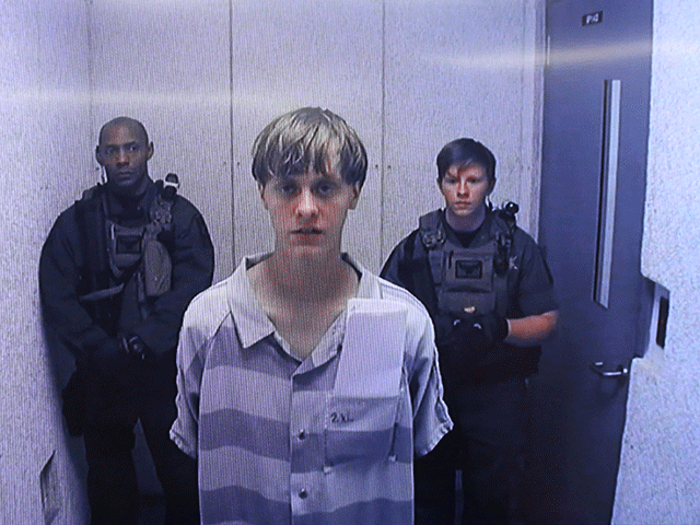 Judge To Formally Hand Down Death Sentence For S.C. Church Shooter