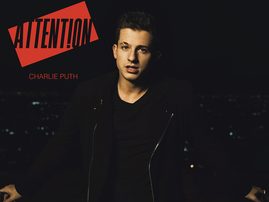 charlie puth attention image