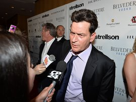 Charlie Sheen - getty