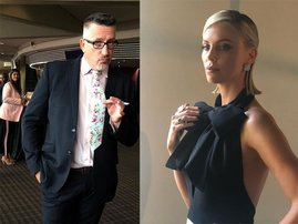 darren maule and charlize theron