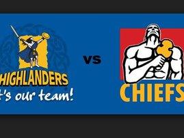 Highlanders vs Chiefs