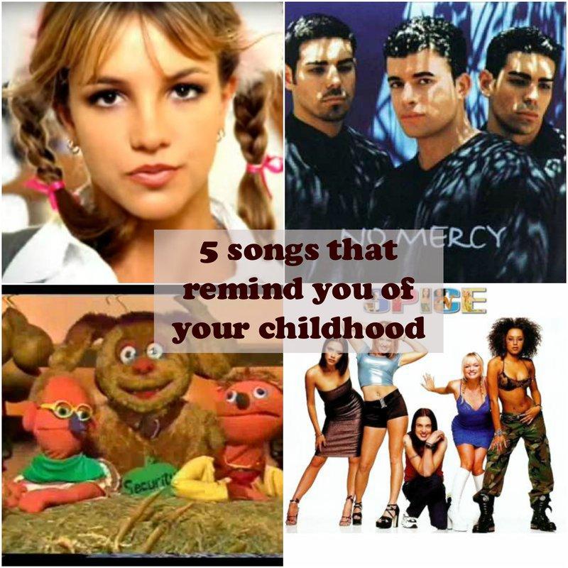 childhood songs