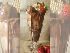 Chocolate crazy milkshake (single use only)