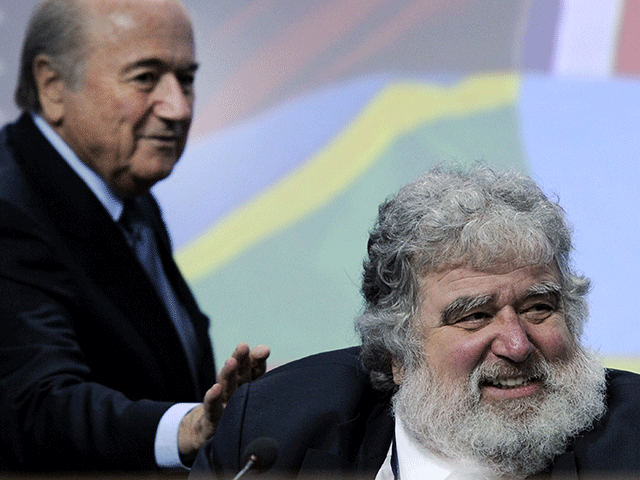 Federation Internationale de Football Association  whistleblower Chuck Blazer dies at 72