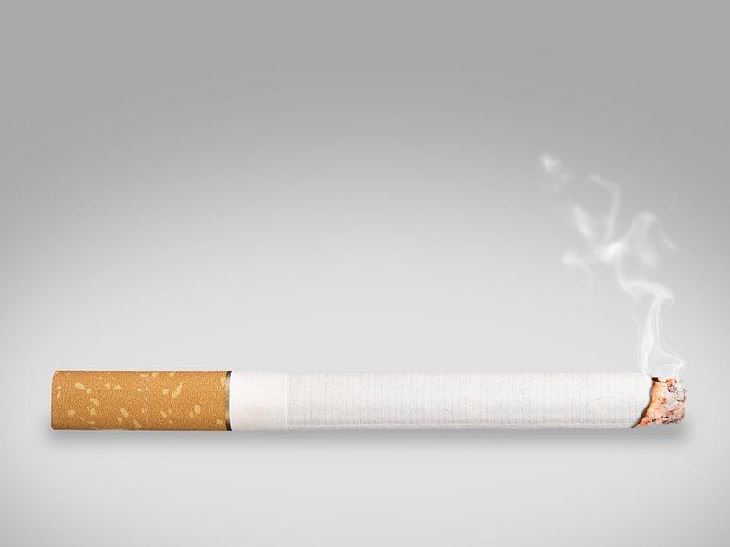 Cigarettes 30 April