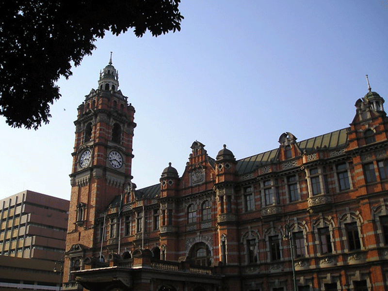 Pietermaritzburg City Hall Flickr