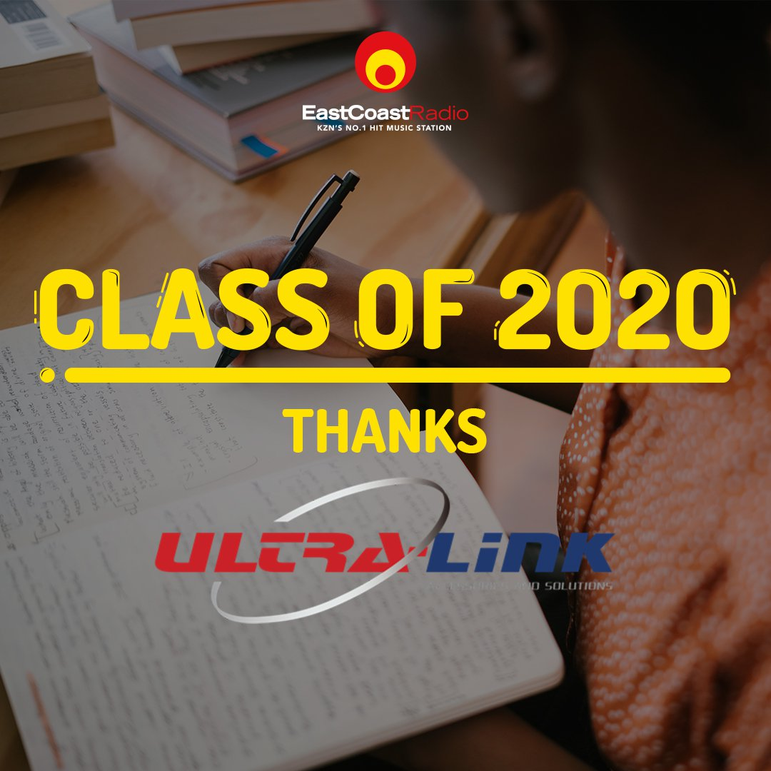 Class of 2020 thanks ultralink