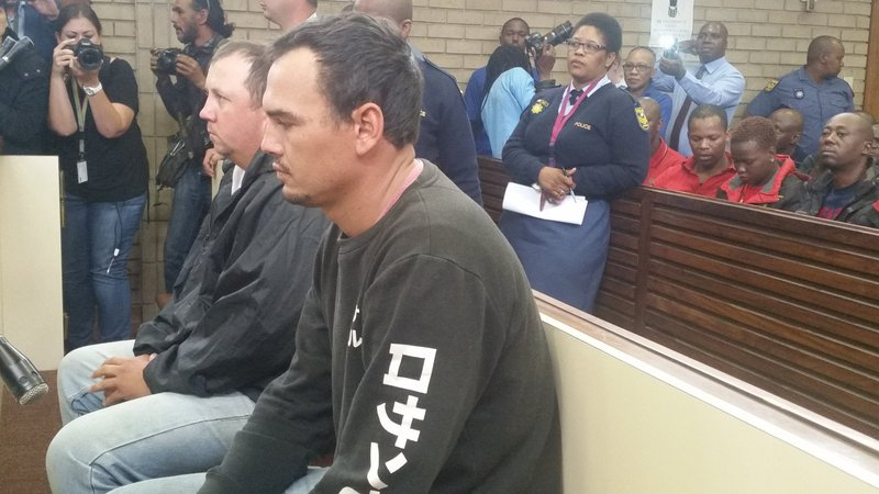 Coffin assault accused