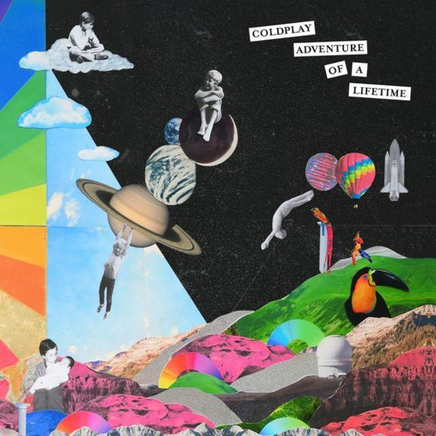 Coldplay-Adventure of a lifetime