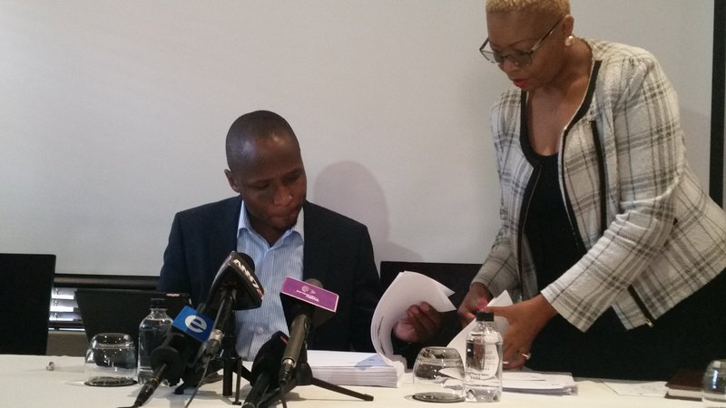 IN FULL: Prasa views 350% salary hike 'in a dim light'