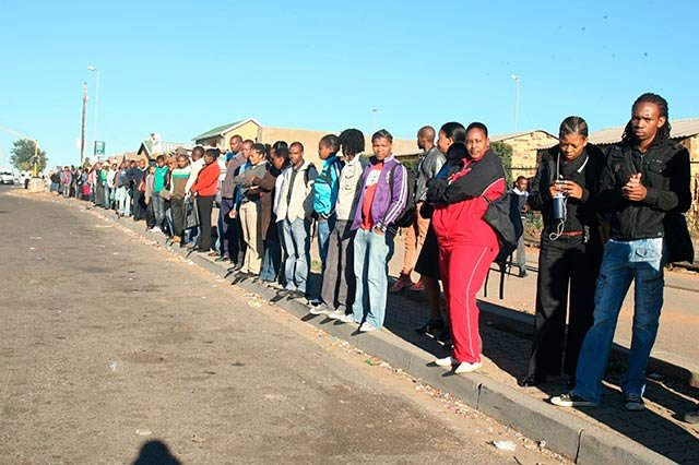 Commuters stranded after taxi strike