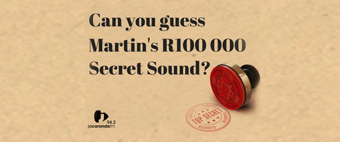 Secret Sound Ts & Cs