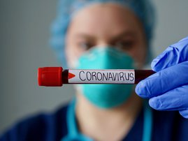 Coronavirus positive blood test