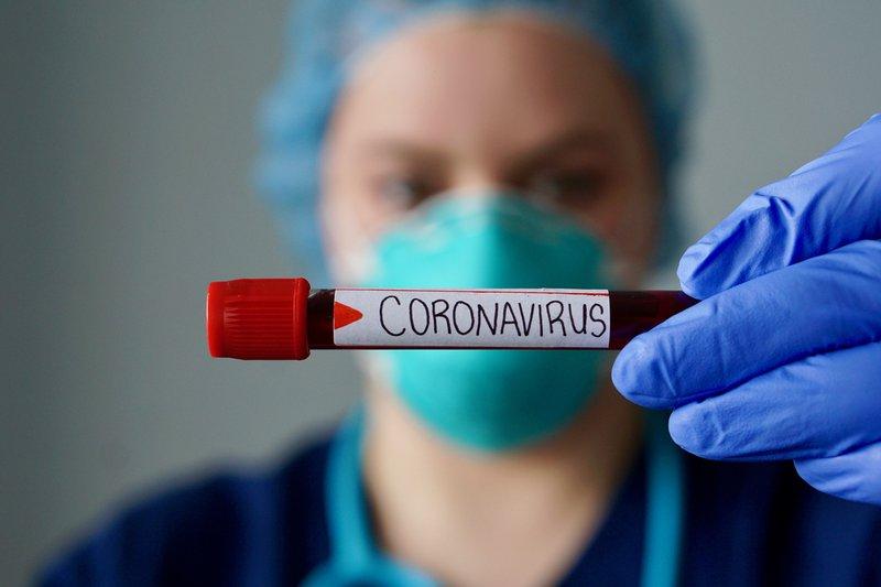 Coronavirus positive blood test
