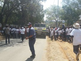 Cosas march to JSE