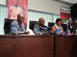 Cosatu post CEC briefing_jacanews