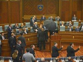 Kosovo Prime Minister scrambles for cover