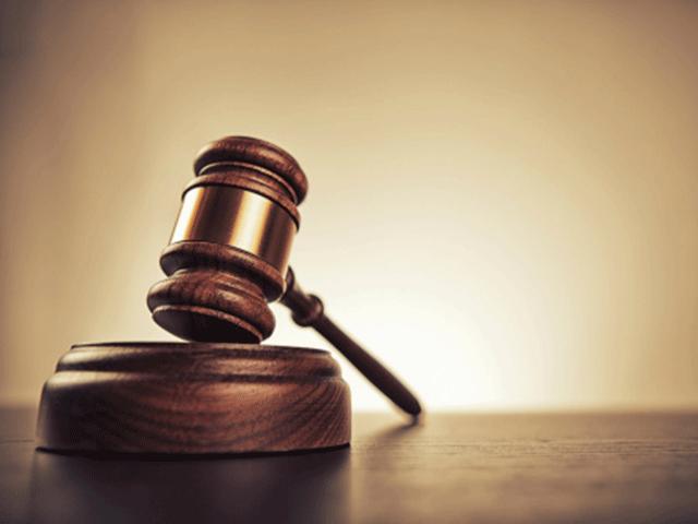 Court, gavel