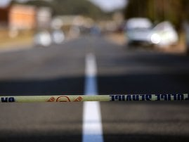 SA crime scene