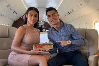Say what? Cristiano Ronaldo gives his girlfriend a R1.5-million allowance - East Coast Radio