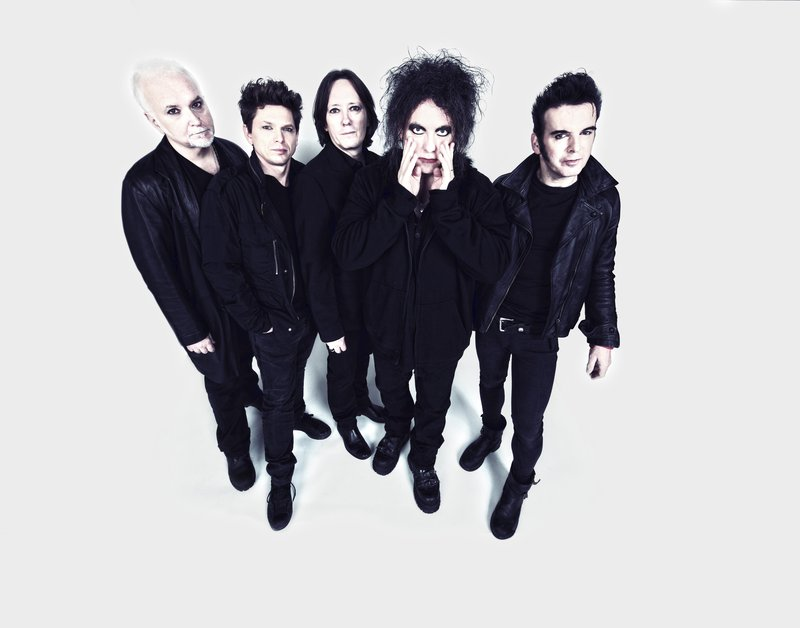 The Cure Jacaranda FM