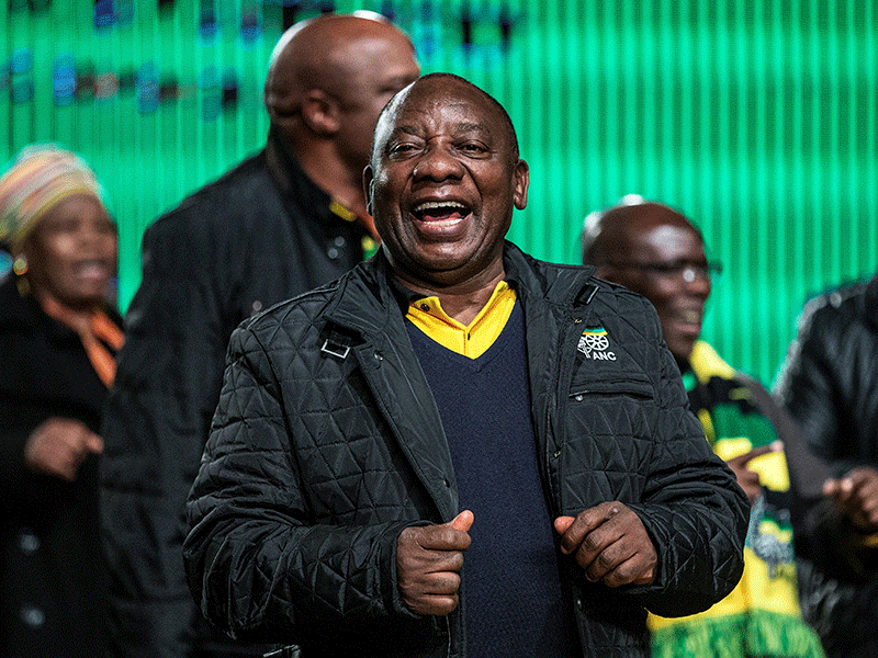 Kenyatta wishes Ramaphosa, new ANC NEC well