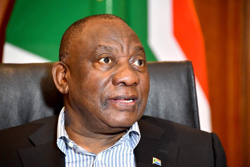 Cyril Ramaphosa admits reopening schools a 'calculated risk'