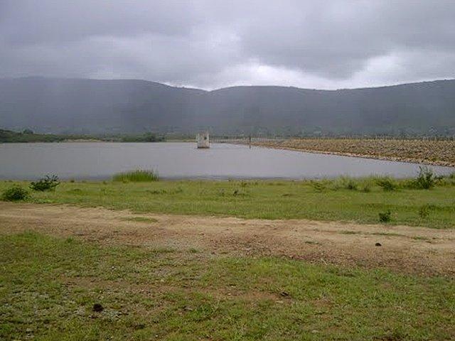 Limpopo dam