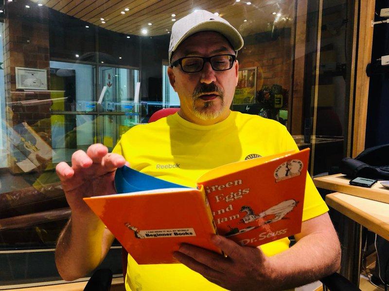 darren maule reading