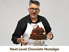 Darren Maule shows you how to go next level with the Chocolate Nostalgia