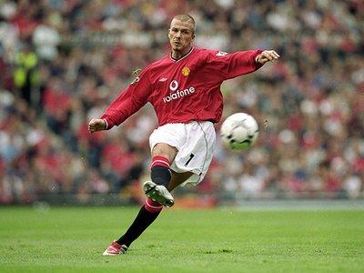 Video best david beckham goals - Manchester united david beckham wallpaper ...