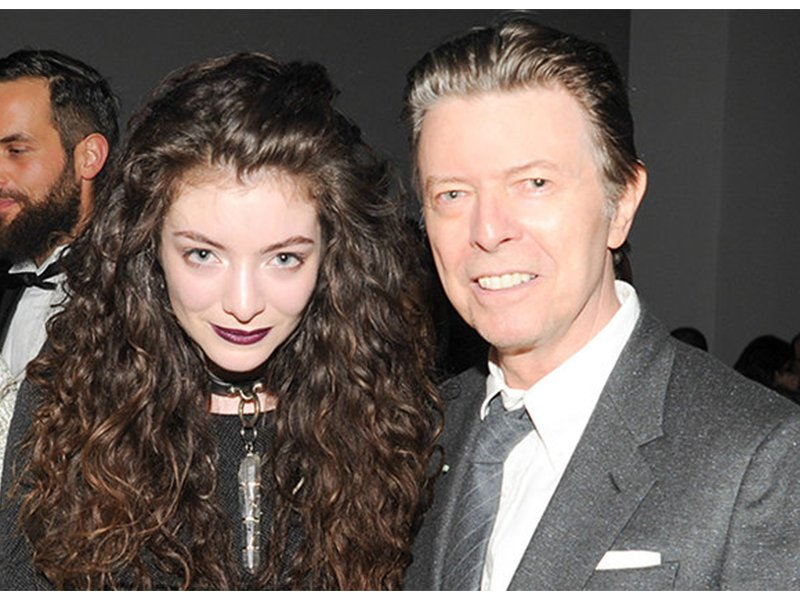 Lorde David Bowie Tribute