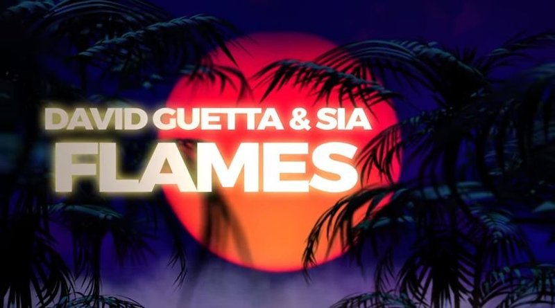 Sia & David Guetta 'Flame' single