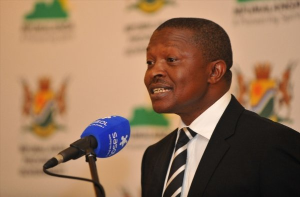 David Mabuza_gallo