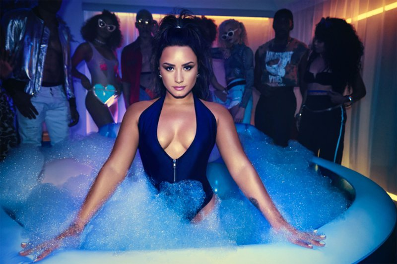 Demi Sorry not sorry