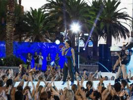 Demi Lovato 2017 MTV VMAs