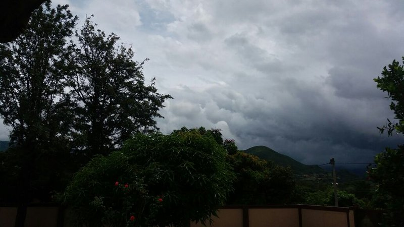 Dineo Limpopo clouds
