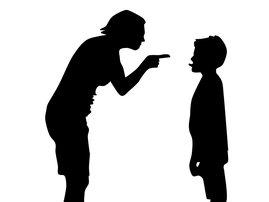 disobedient child