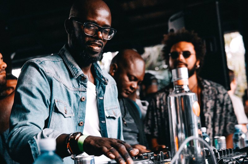 Black Coffee Miami Diddy
