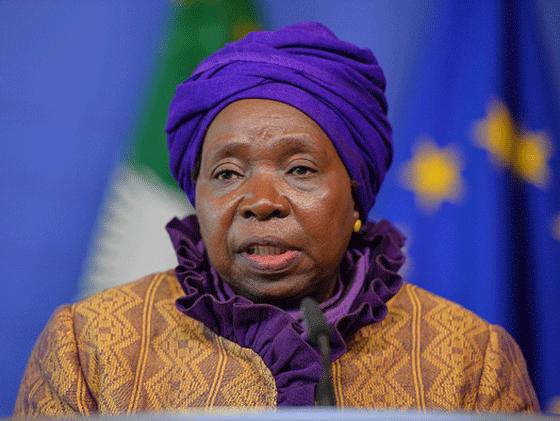 Nkosazane Dlamini-Zuma